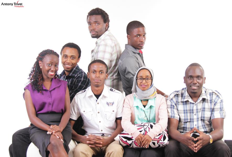 Kenyan Corporate Portrait Photographer