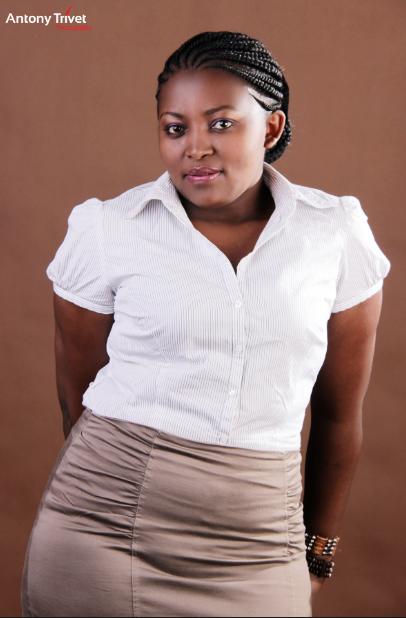 Carol Wangari Studio Portraits :: Kenyan Commercial Lifestyle Portraits