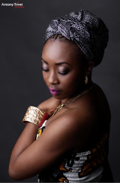 African Headswrap Studio Portraits :: Headgear Fashion Lifestyle Nairobi