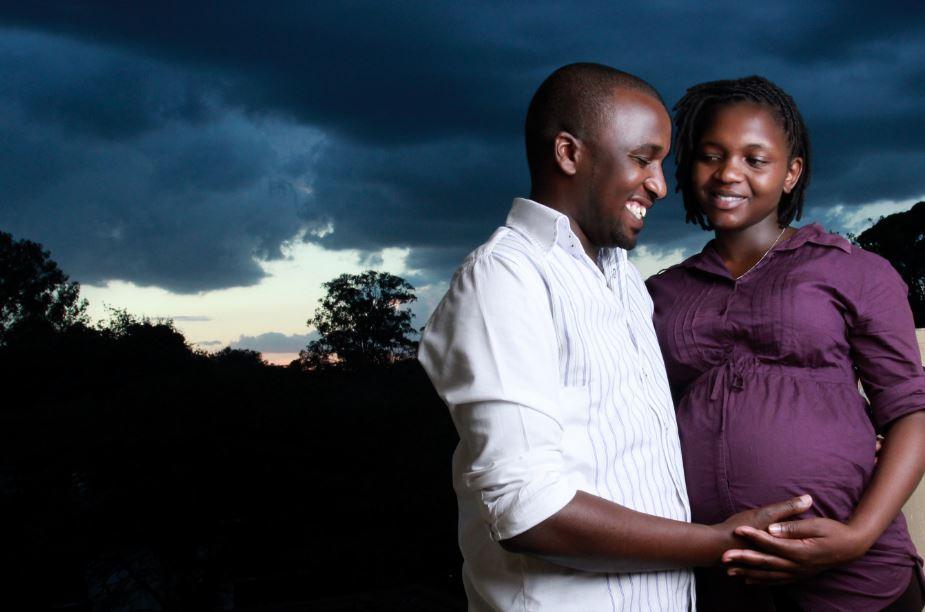 Kenyan Baby Bump Photographers :: Nairobi Kenyan Pregnancy Maternity
