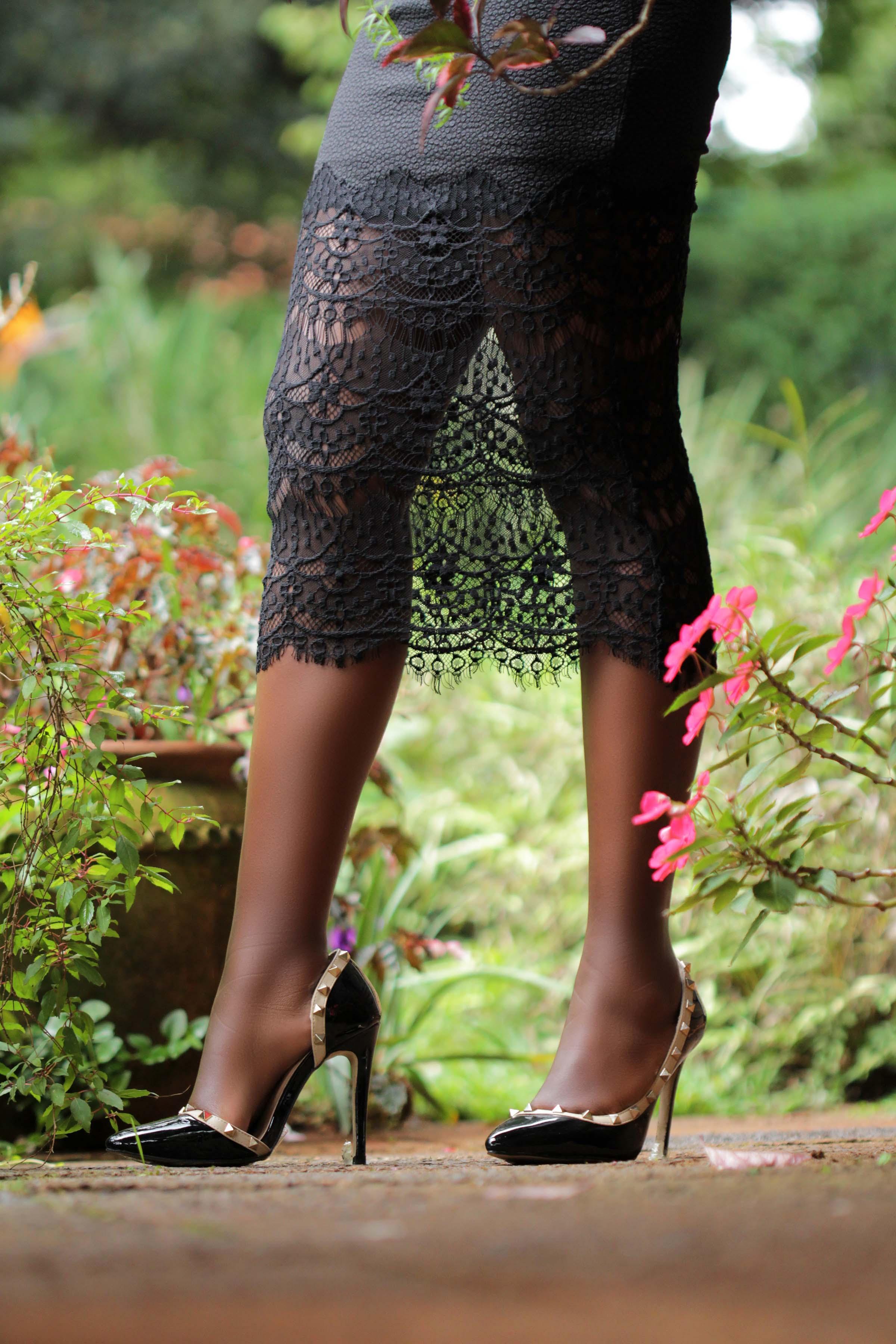 Kenyan Fashion Photographer :: Sweaters X Skirts Denim & Cateye