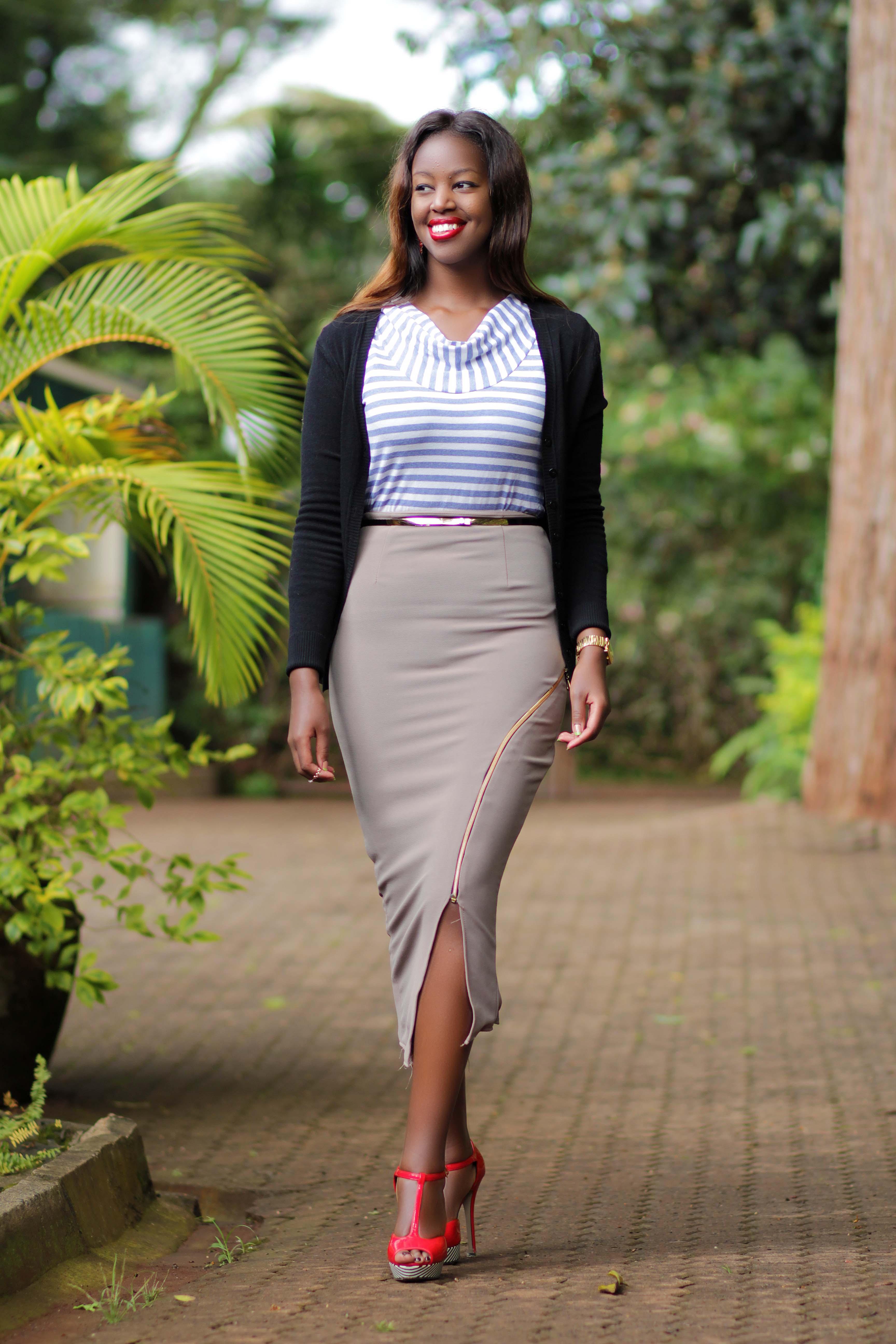 Kenyan Fashion Photographer  Sweaters X Skirts Denim u0026 Cateye
