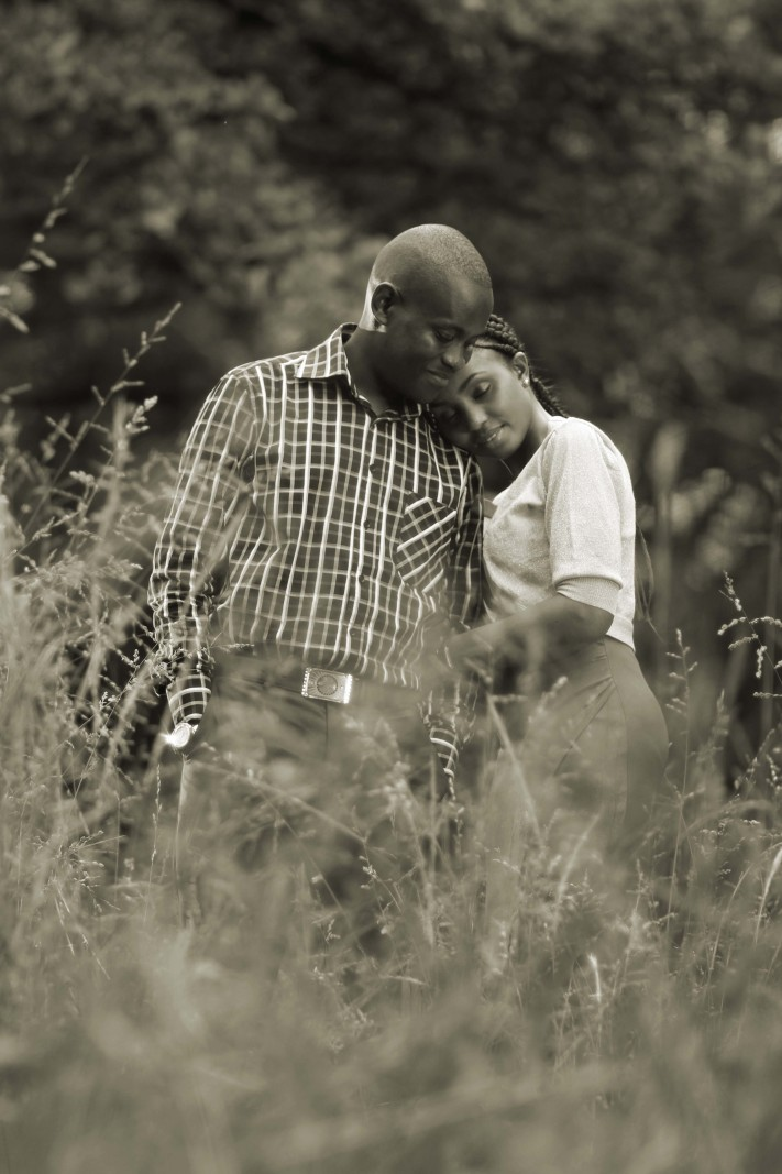 kenyan wedding photographers |Engagement Janet & Martin