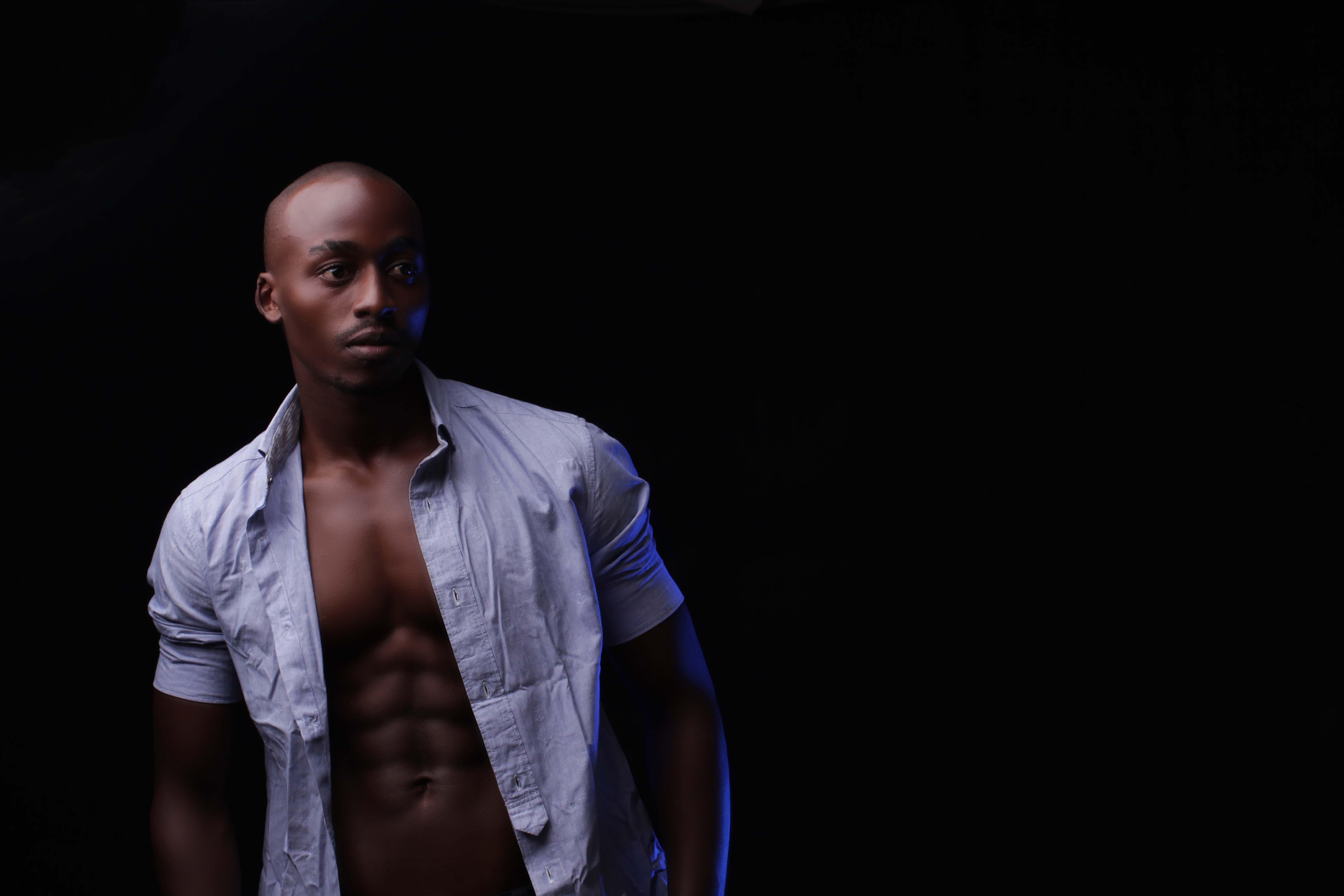 Edgar Gichini Ngua Creative studio lighting