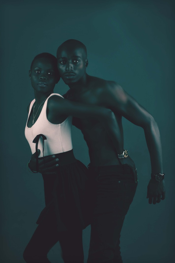 Edgar Gichini Ngua & Maken Munene Creative Studio portrait Lighting