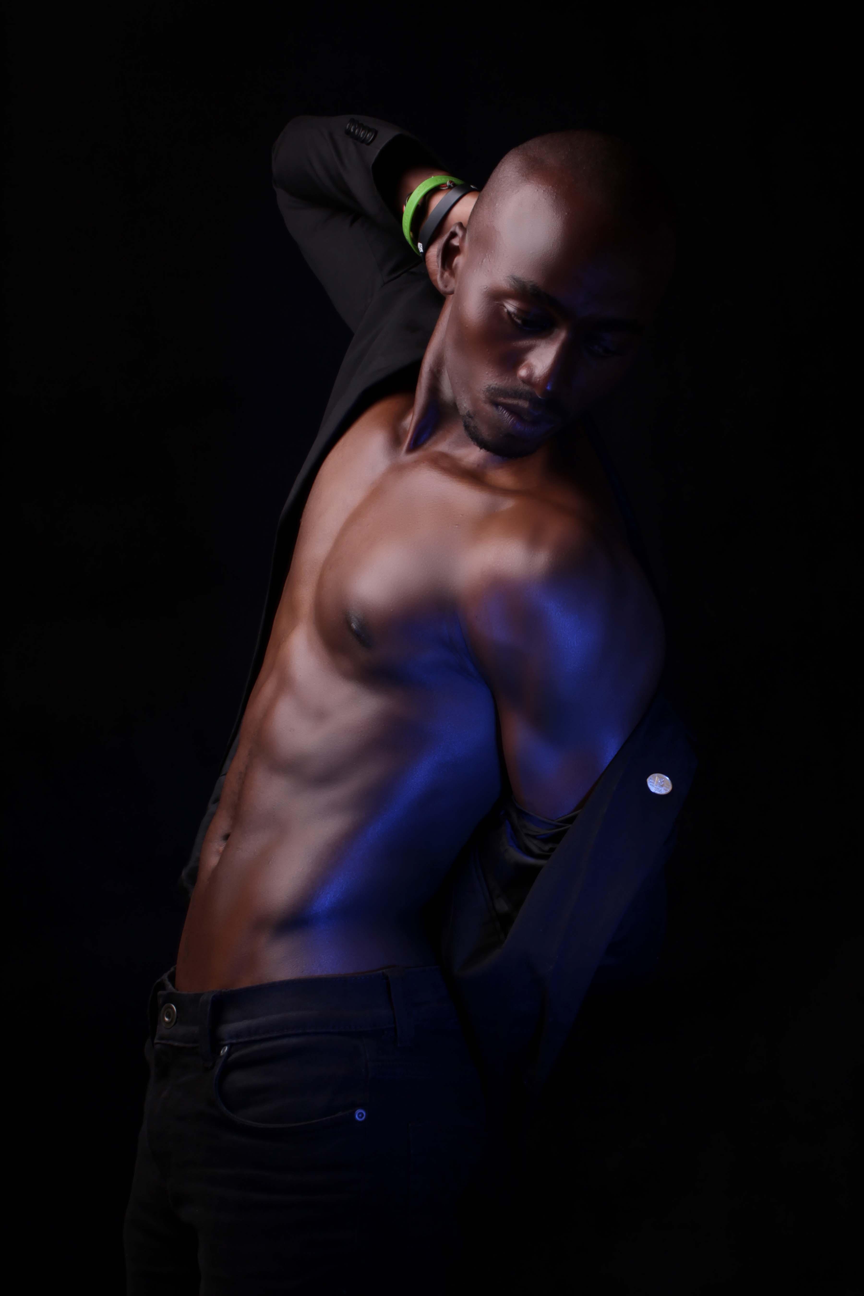 Edgar Gichini Ngua Creative Studio portrait Lighting