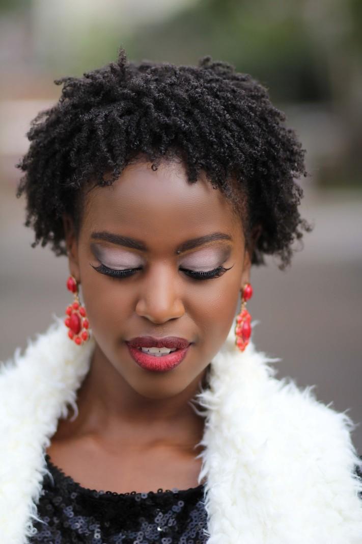 Portrait Photographers Nairobi Denim and Cateye