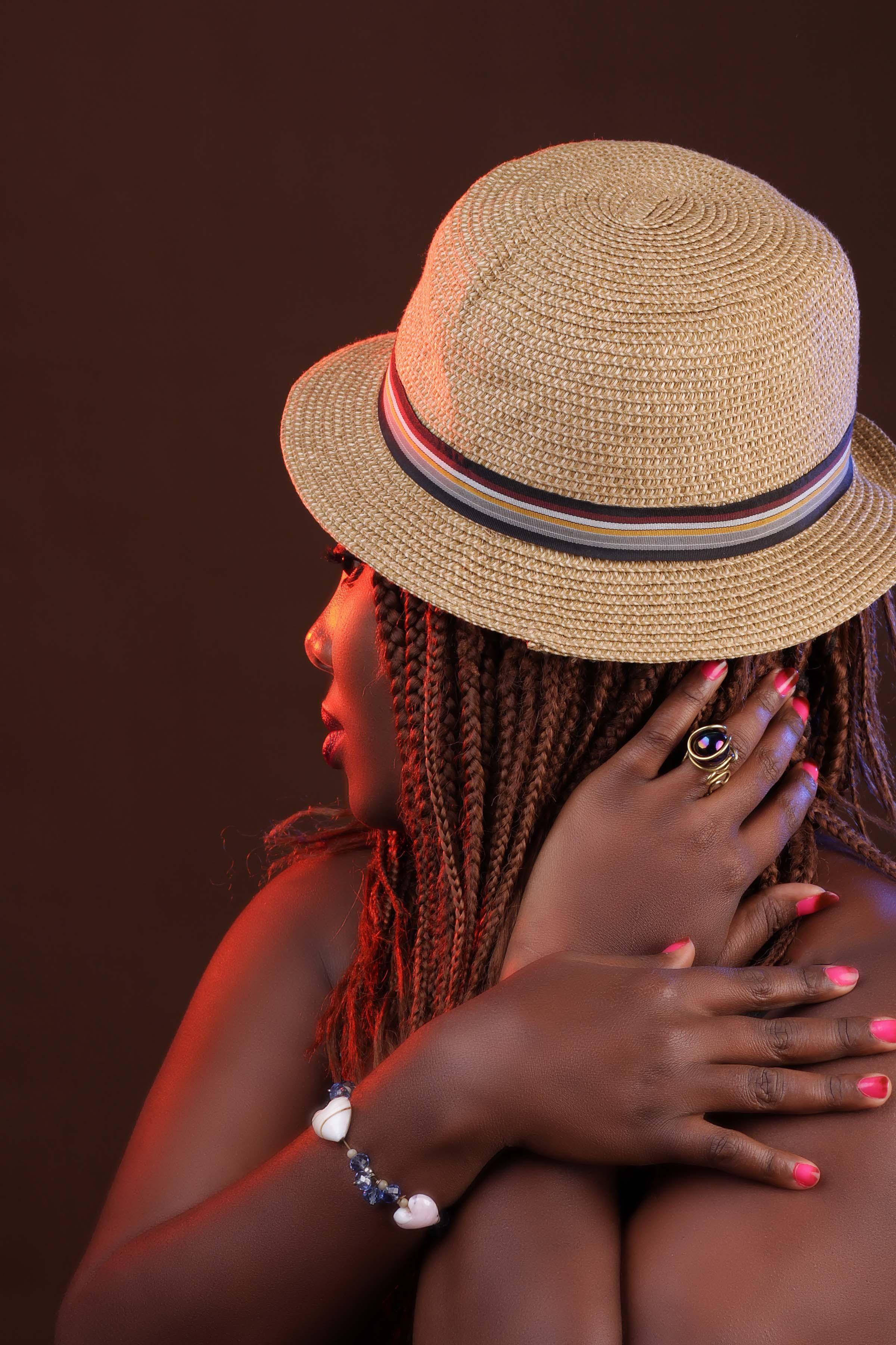 Kenyan Portrait Light Direction