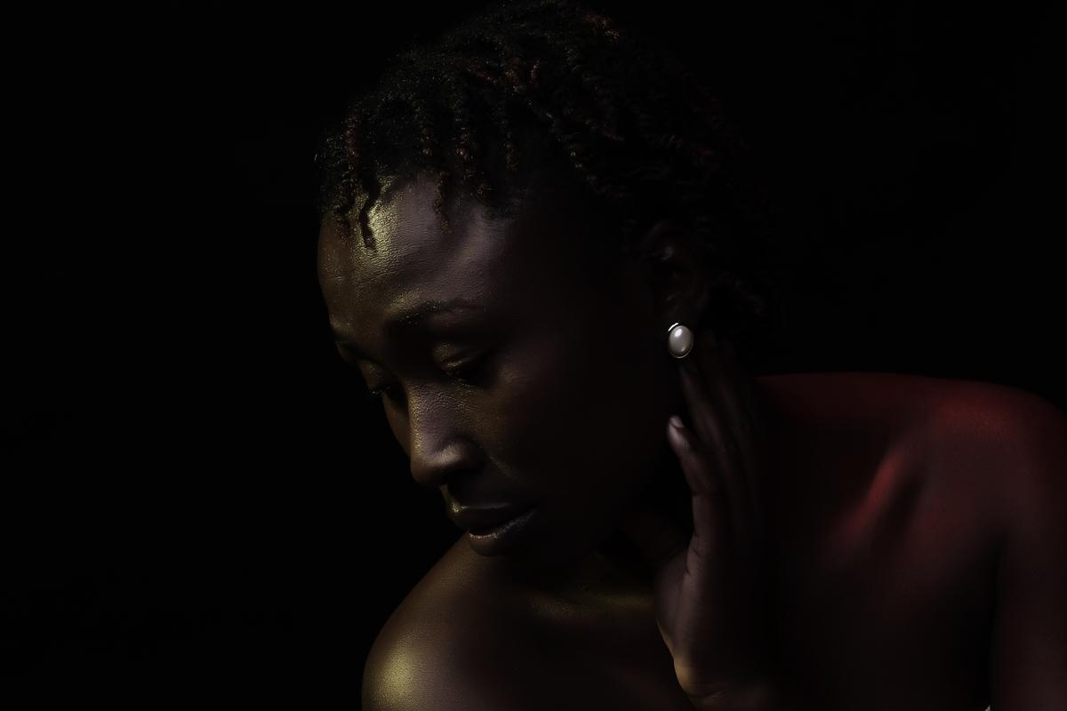 Evalyne Muthoki Creative Lifestyle Studio Portraits