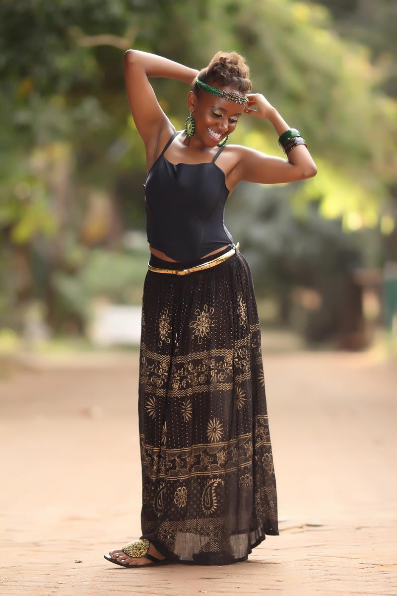 Nairobi Fashion Photography| Lucy Favier