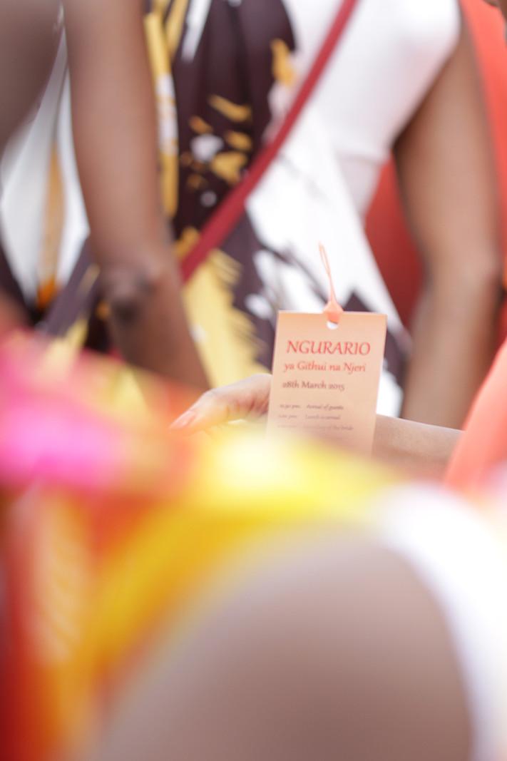 Nairobi Wedding Photography | Ngurario Wedding Ceremony