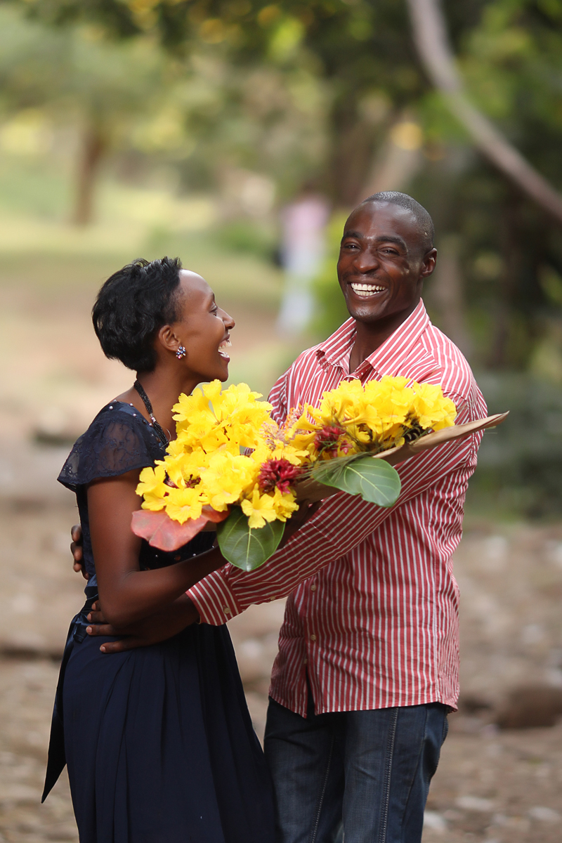 Nairobi Wedding Photography | Kenyan Couple
