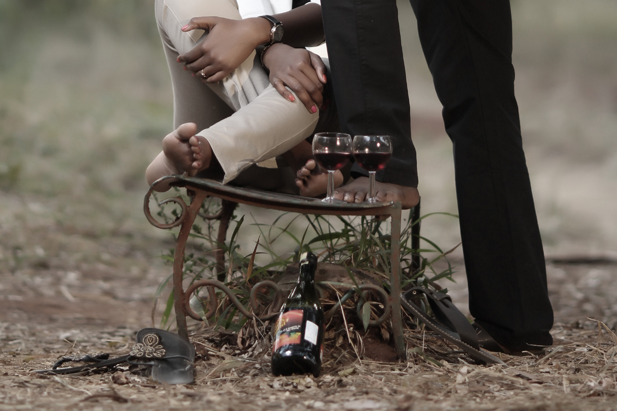 Nairobi Weddings – Kenyan Wedding Photographers – Kenyan Weddings – Nairobi Wedding Photographers – Kenyan Wedding Photographers –Nairobi Wedding Photography-Engagement at the park
