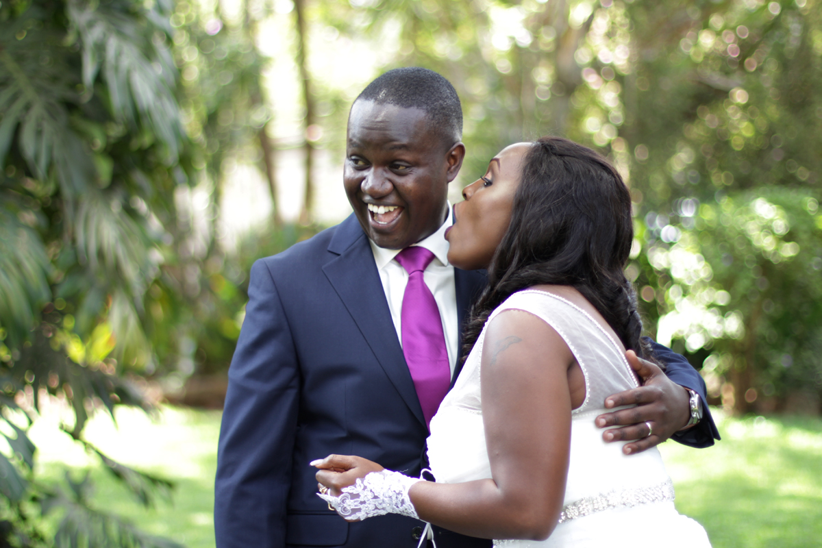 Nairobi Weddings – Kenyan Wedding Photographers – Kenyan Weddings – Nairobi Wedding Photographers – Kenyan Wedding Photographers –Nairobi Wedding Photography-Engagement at the park