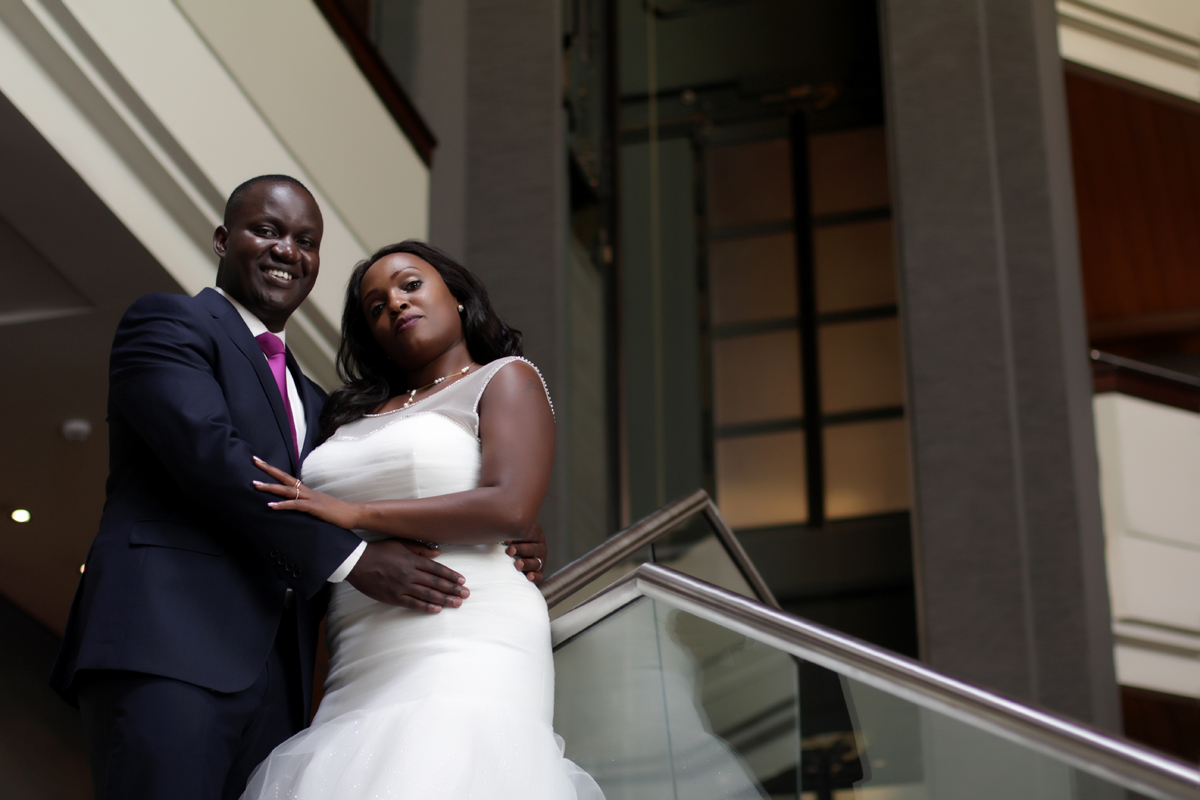 Loise and Josiah Kenyan Wedding at Tribe Hotel Village Market by Antony Trivet Photography