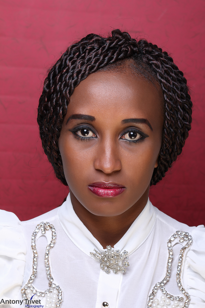 Kenya Creative Beauty Portraits :: Nairobi Professional Images Retouchers