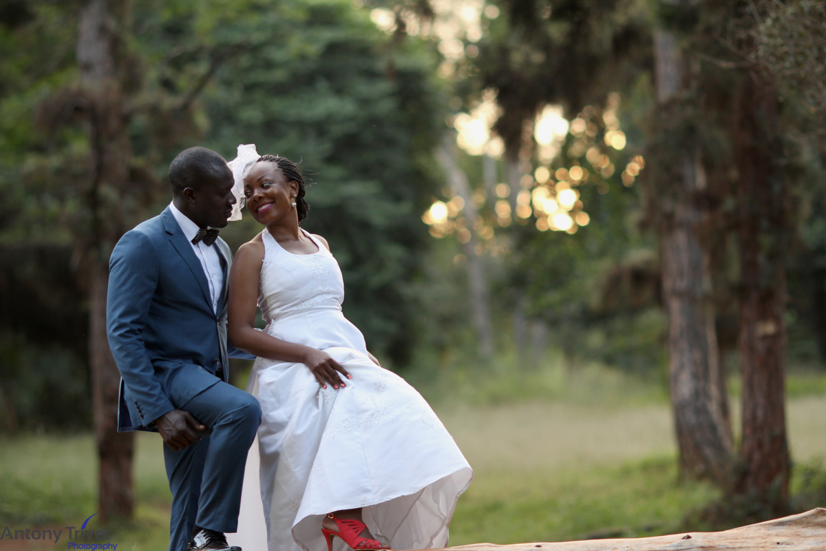Kenya Nairobi Wedding Photographers | Joy and Eugene