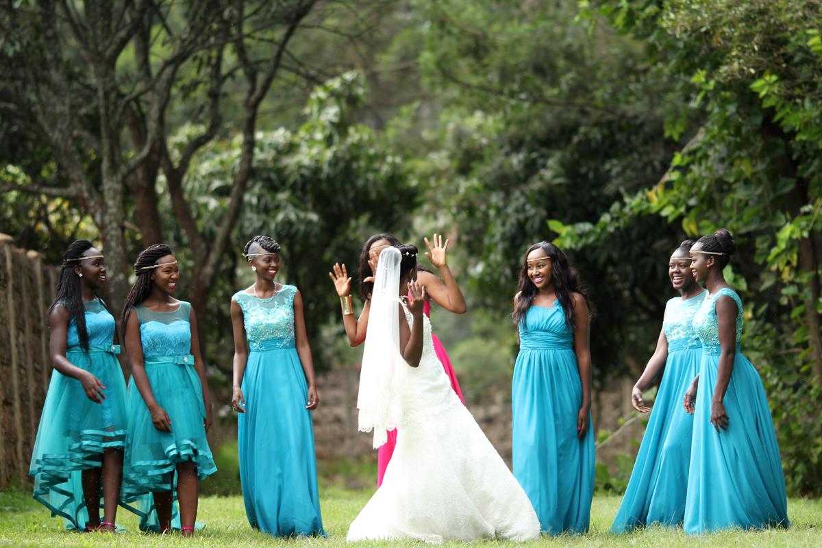 Nairobi Kenya Wedding Photographer | Immaculate & Hearns