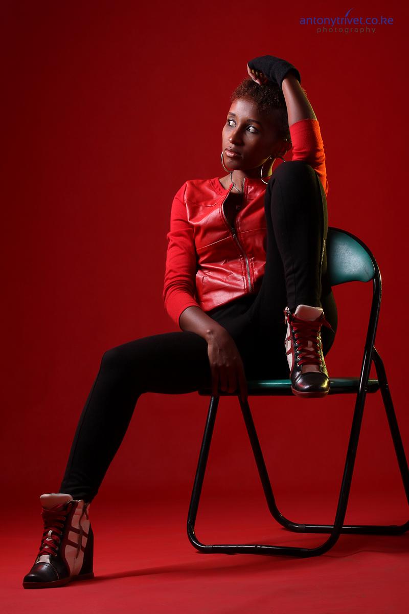 Kenya Fashion Models Photography :: Nairobi Beauty Portraits Retouchers