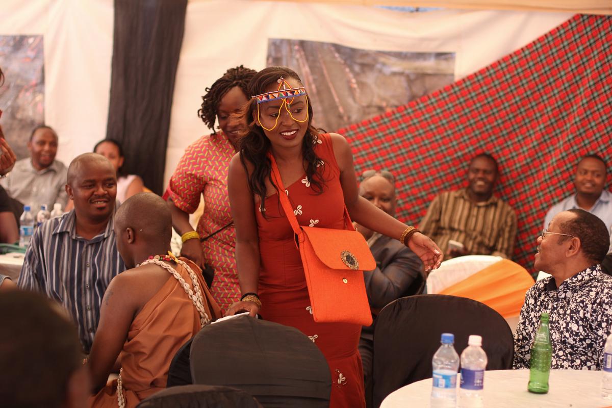 Grace & Moses Ngurario Images