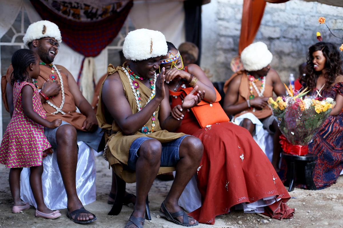Nairobi wedding Photographers