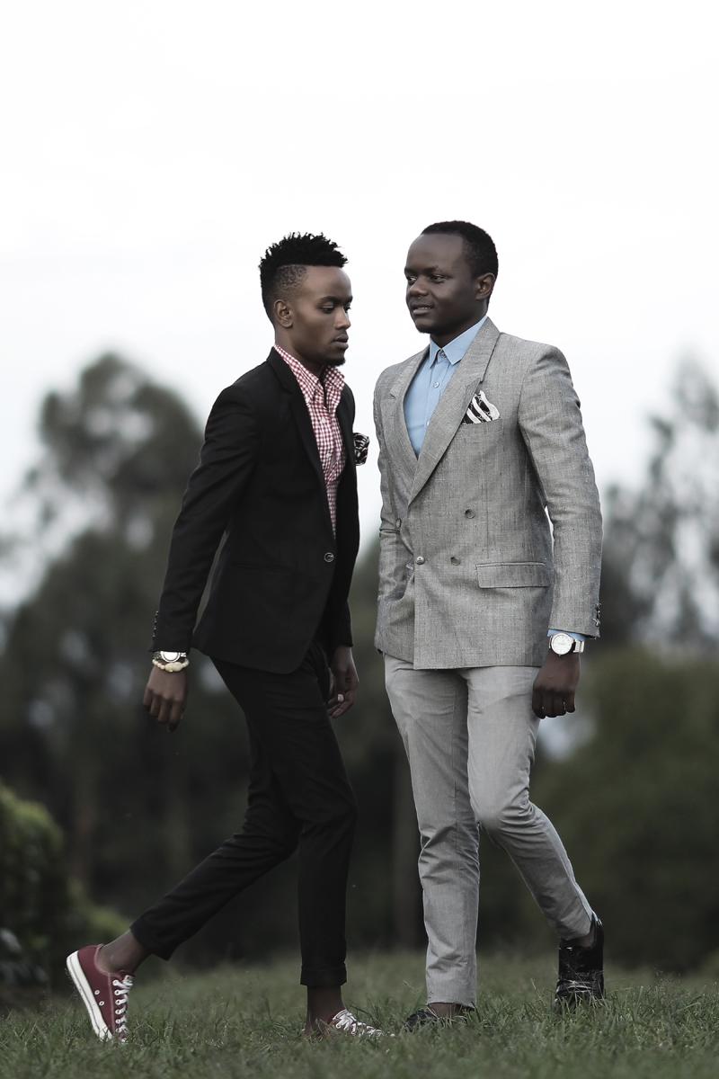 Adigo Digo Obinja Tv Fashion :: Kiambu Tea Farm Plantations