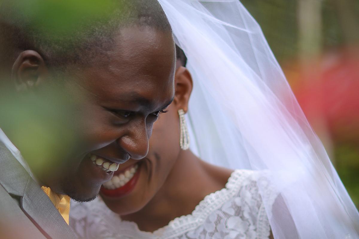 Kenyan Wedding Photographer | Abby & John Weds At Maro Gardens