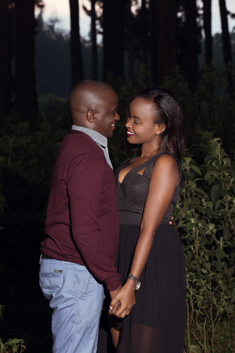Nairobi Street Photographers-Nairobi Kenya Street Engagement Photos-Nairobi Wedding Photographers-Kenya Wedding Photographers-Wambui Mukenyi-Kinale -Kinare Forest-Top Nairobi Enagagement Photos-Nairobi Wed