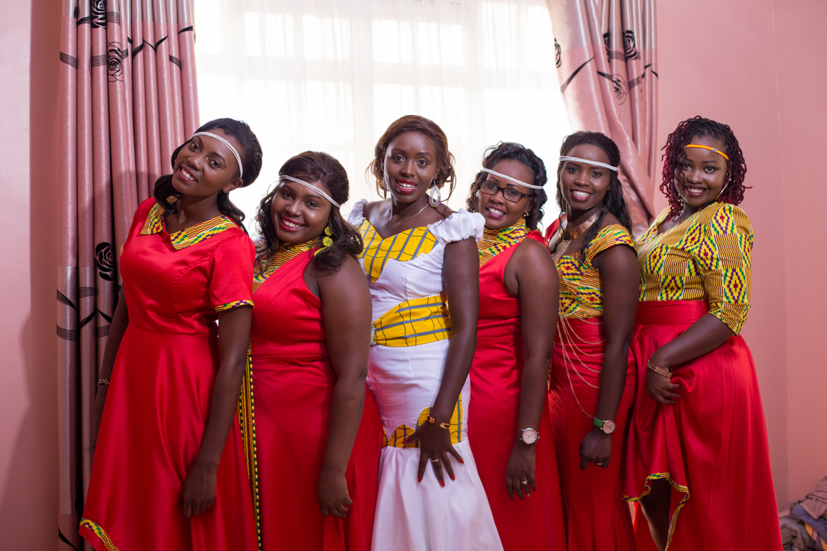 Koito :: Kenyan Traditional Wedding Photographer