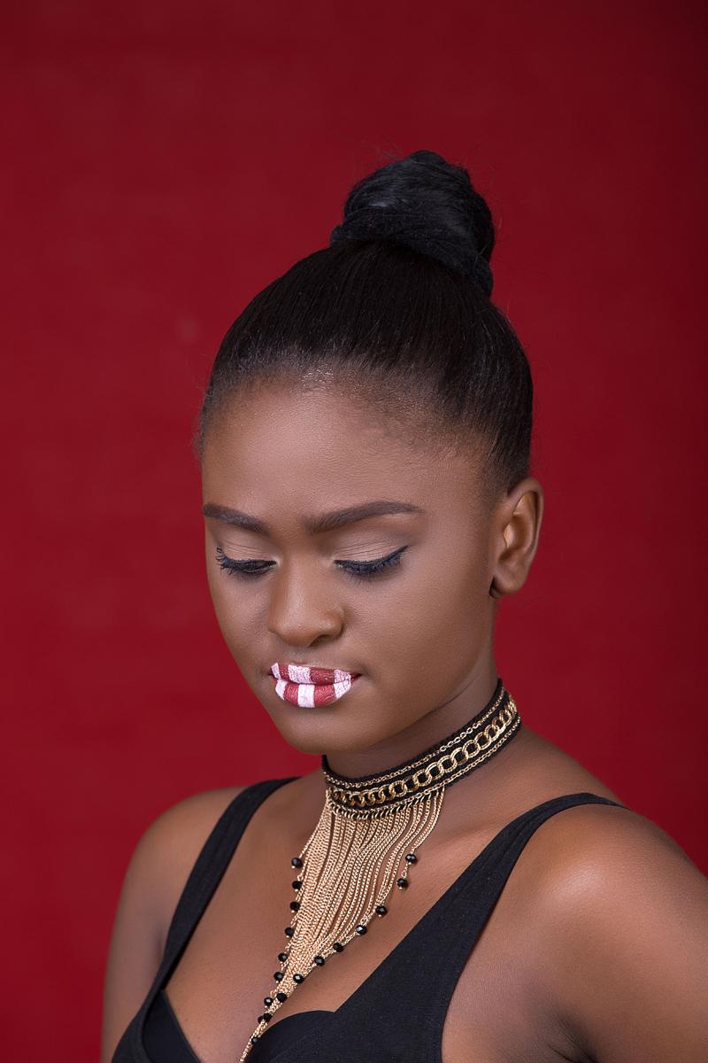 Daughty Artistry :: Nairobi Kenya Makeup Artist Portraiture
