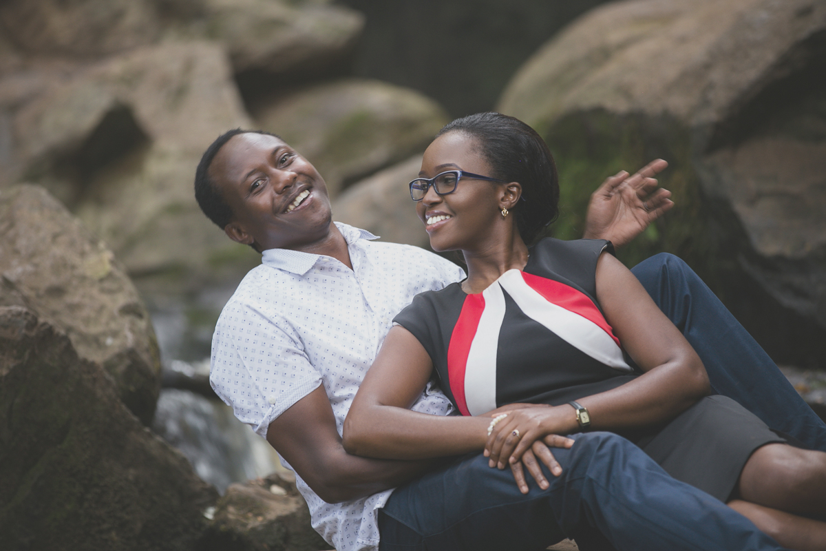 Nelly & Ricky Sweet Engagement photography session by Antony Trivet