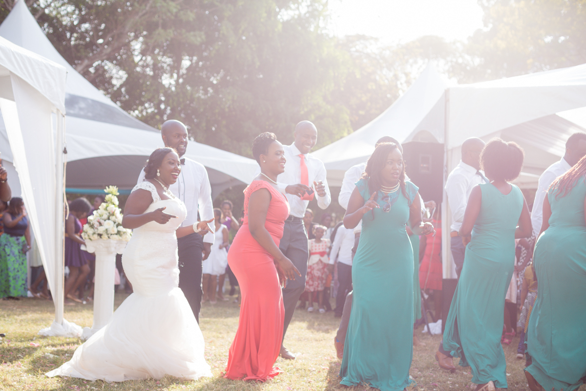 Bamboo Garden Kiambu Wedding :: Karura Forest & Villa Rosa Kempinski