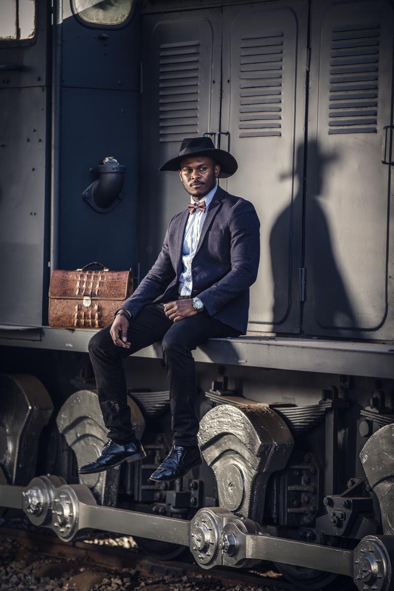 Msafiri :: Nairobi Railway Museum Fashion Photography