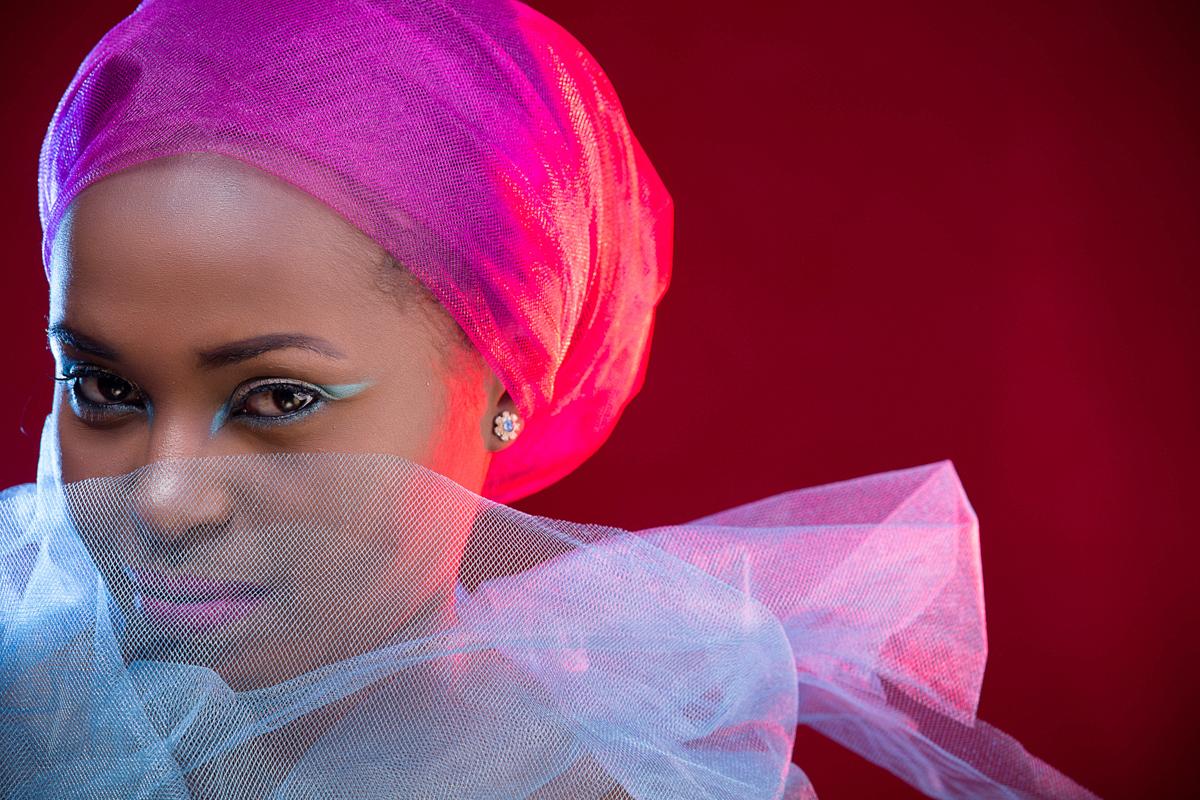 Portraiture Photographers Kenya :: Kenyan Makeup Artist Portraiture