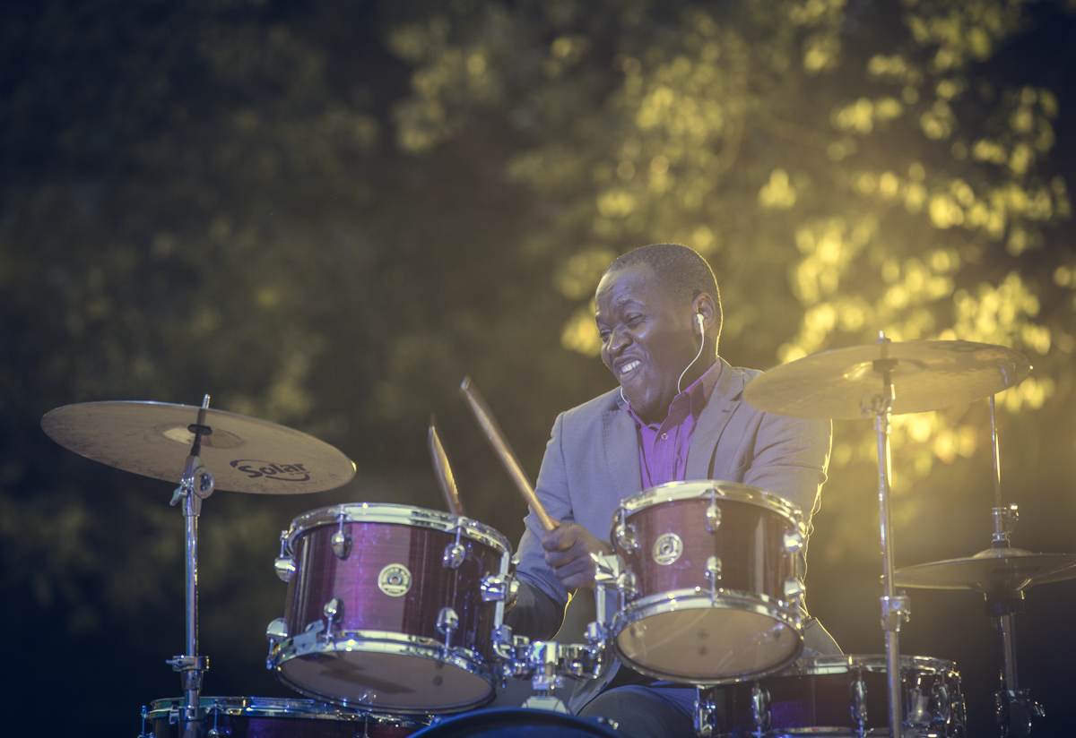 James Malack The Drummer :: Kenyan Portraiture Photographer